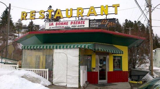 Restaurant La Bonne Patate Enr