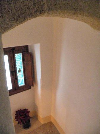 B&B Casa Cimino:                   Treppenhaus