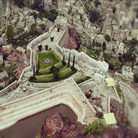 Al-Quahira Castle:                   منتزه زائد صبر