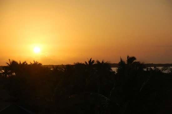 Hilton Ponce Golf & Casino Resort: Sunrise