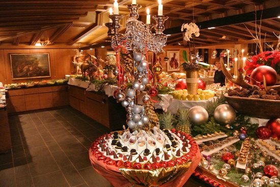 Hotel Cappella:                   Christmas atmosphere