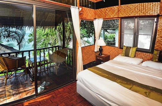 Lamai Bay View Resort:                   Our Robinson Crusoe hideaway
