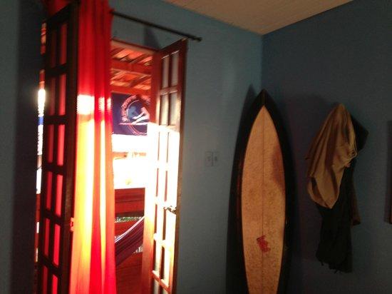 Surf Camp Pipa:                   la mia stanza