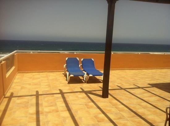 Hotel Elba Sara:                   what a Balcony