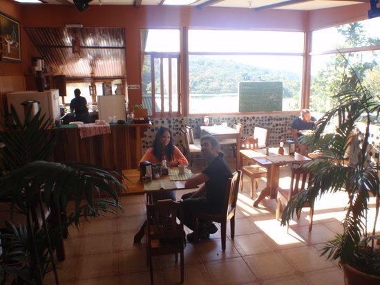 Camino Verde Bed & Breakfast Monteverde:                   Dinning area