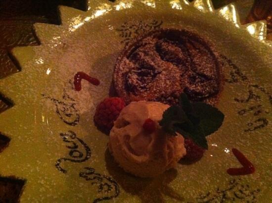 Couscous Darna Restaurant :                   my dessert