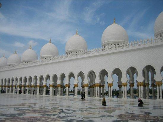 Sheikh  Zayed Mosque: moschea