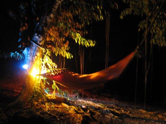 Fish Tobago Guesthouse: Hammock 5US$ a night