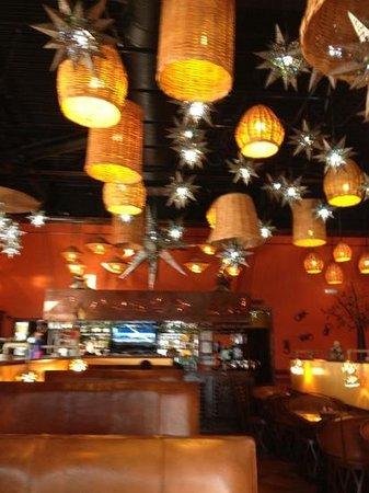 Mexico Lindo Restaurant:                   Stars Fell on Alanama
