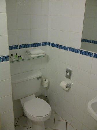 The Pier Hotel, Limerick: salle de bains