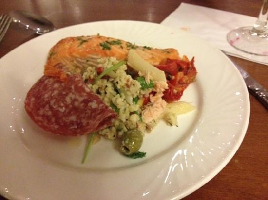 Holiday Inn Bristol - Filton:                   Italian Buffet nights are the best at the Holiday Inn.