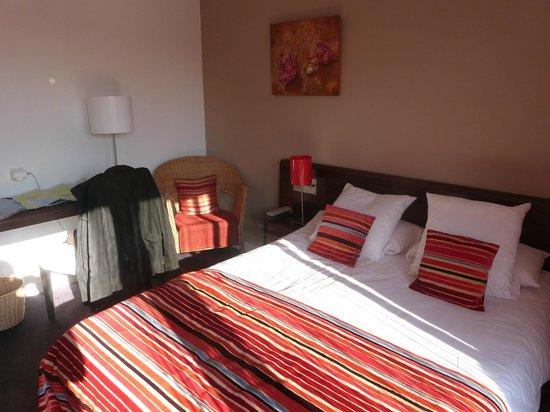 Carnac Lodge & Hotel : la chambre