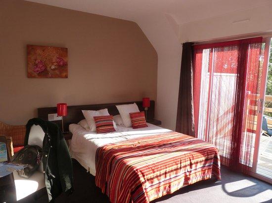 Carnac Lodge & Hotel : la chambre encore