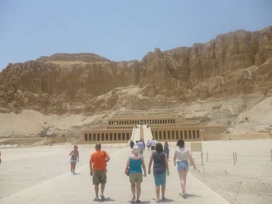 Jaz Belvedere:                   Trip to Luxor, Valley of the Kings