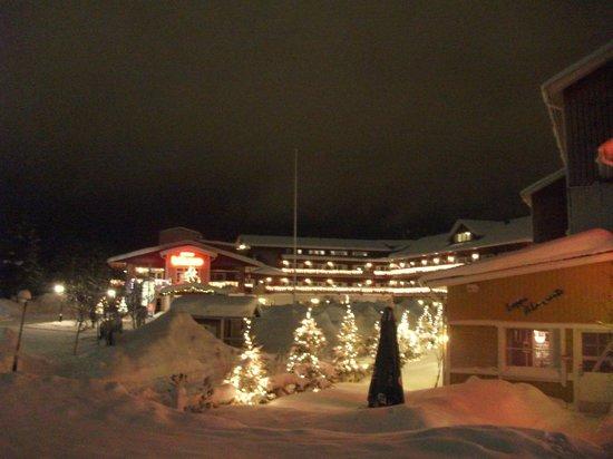 Hotel Hullu Poro:                   Crazy Reindeer Hotel