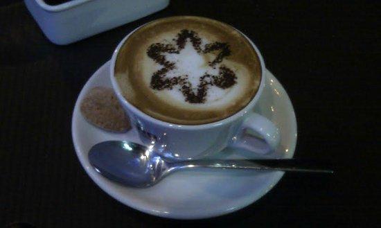 Oblico Cafe' :                   super cappucino