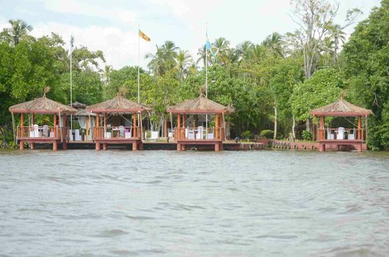 Dalmanuta Gardens - Ayurvedic Resort & Restaurant: From Bentota River