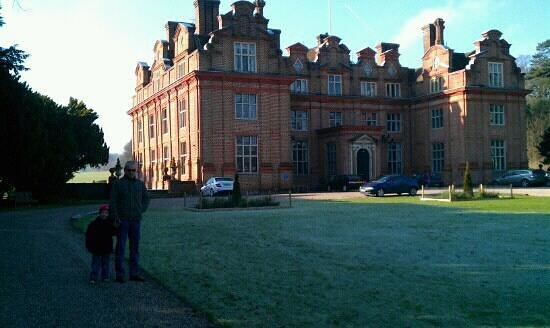 Broome Park Golf and Country Club :                   Broome Park