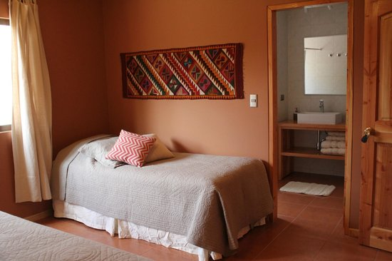 Casa Solcor Boutique Bed & Breakfast: Suite Lascar.