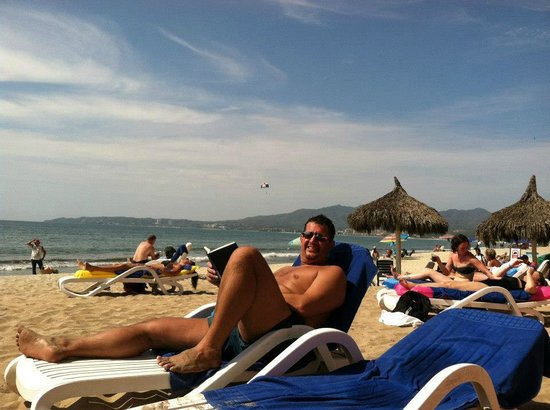 Royal Decameron Complex:                   The beach is lovely
