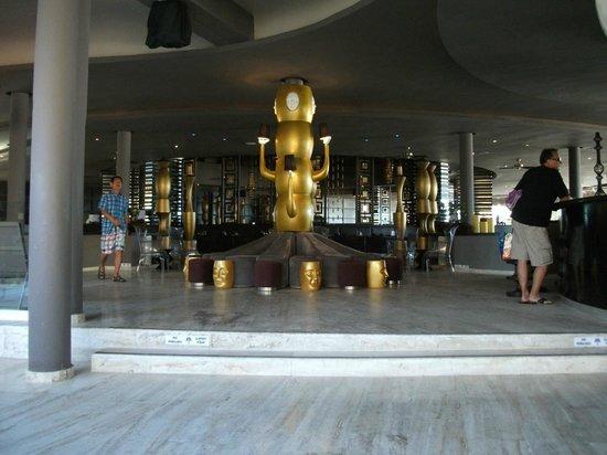 Paradisus Punta Cana Resort:                                                       GABI BEACH RESTAURANT