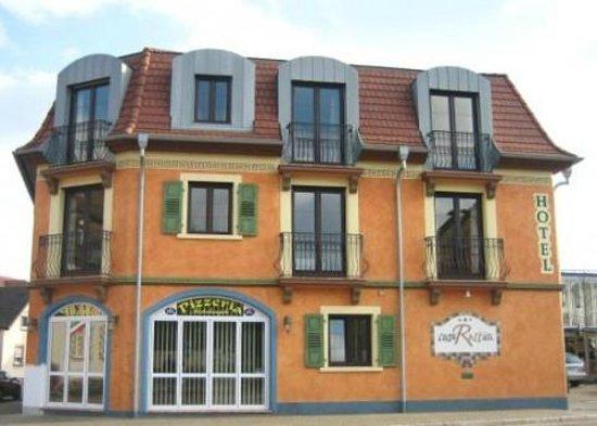 Hotel Casa Rustica:                                     Exterior