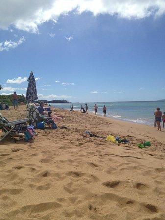 هونوا كاي ريزوت آند سبا:                   Beach                 