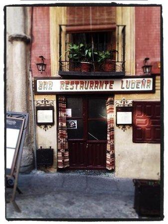 Bar Restaurante Ludena:                   excelente !