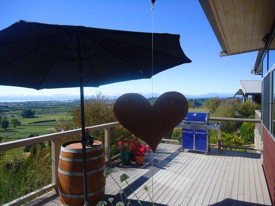 Awatea Tasman Bay :                   Overlooking Tasman Bay