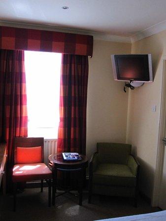 Highfield House Hotel : Bedroom