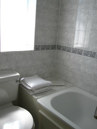 Highfield House Hotel: Small bathroom