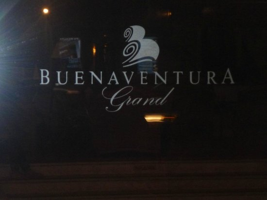 Buenaventura Grand Hotel and Spa:                   Hotel