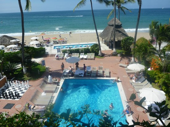 Buenaventura Grand Hotel & Great Moments All Inclusive:                   pool View
