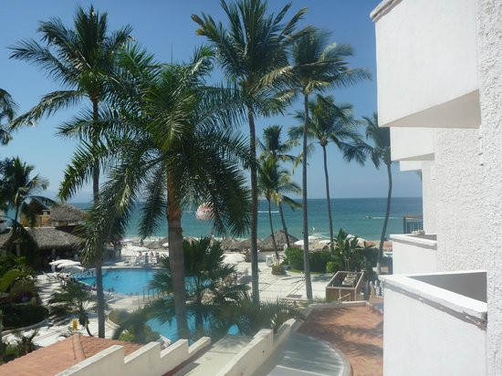 Buenaventura Grand Hotel and Spa:                   View from room