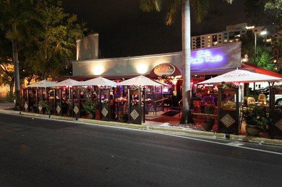 Cafe Prima Pasta Miami Beach Fl Estados Unidos