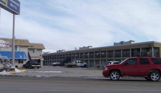 BEST WESTERN Nursanickel Motel:                   Best Western Nursanickel Dalhart