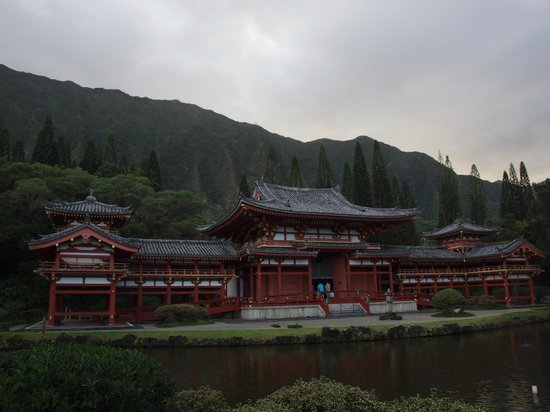 Discover Hawaii Tours:                   Buddhist temple