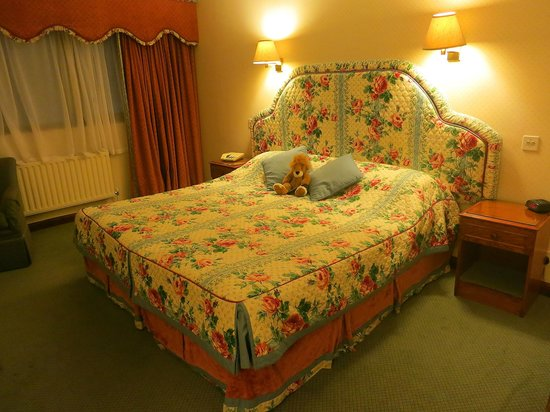 Best Western Red Lion Hotel: Bedroom