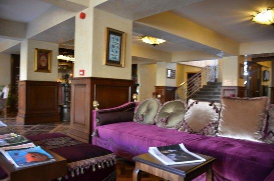 Sokullu Pasa Hotel:                   foyer