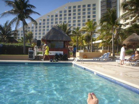 Iberostar Cancun :                   Poolside
