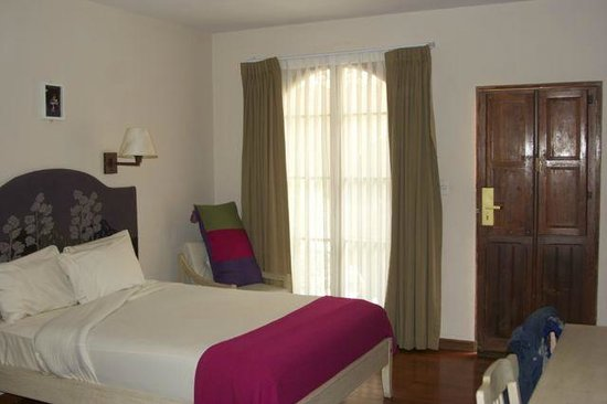 Hotel Rosario La Paz:                   Room view 2