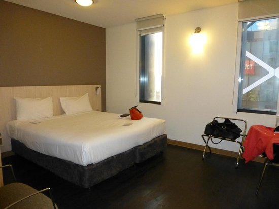Ibis Sydney King Street Wharf:                                     room