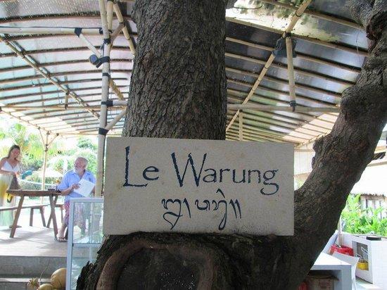 Bloo Lagoon Village:                   食堂