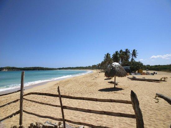 Macao Surf Camp:                   Beach