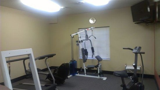 BEST WESTERN PLUS Des Moines West Inn & Suites: Fitness Center