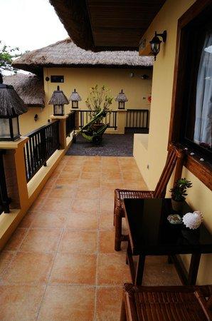 Palm Breeze Villa Boracay Hotel :                   3