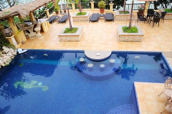 Palm Breeze Villa Boracay Hotel:                   2