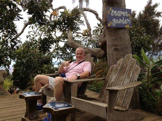 Ali'i Kula Lavender Farm: Achieving balance...and hanging loose