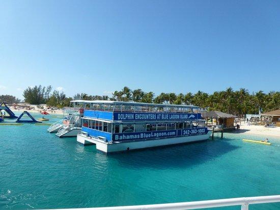 Ferry From Nassau To Blue Lagoon Island