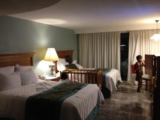 Emporio Acapulco Hotel:                   cómoda